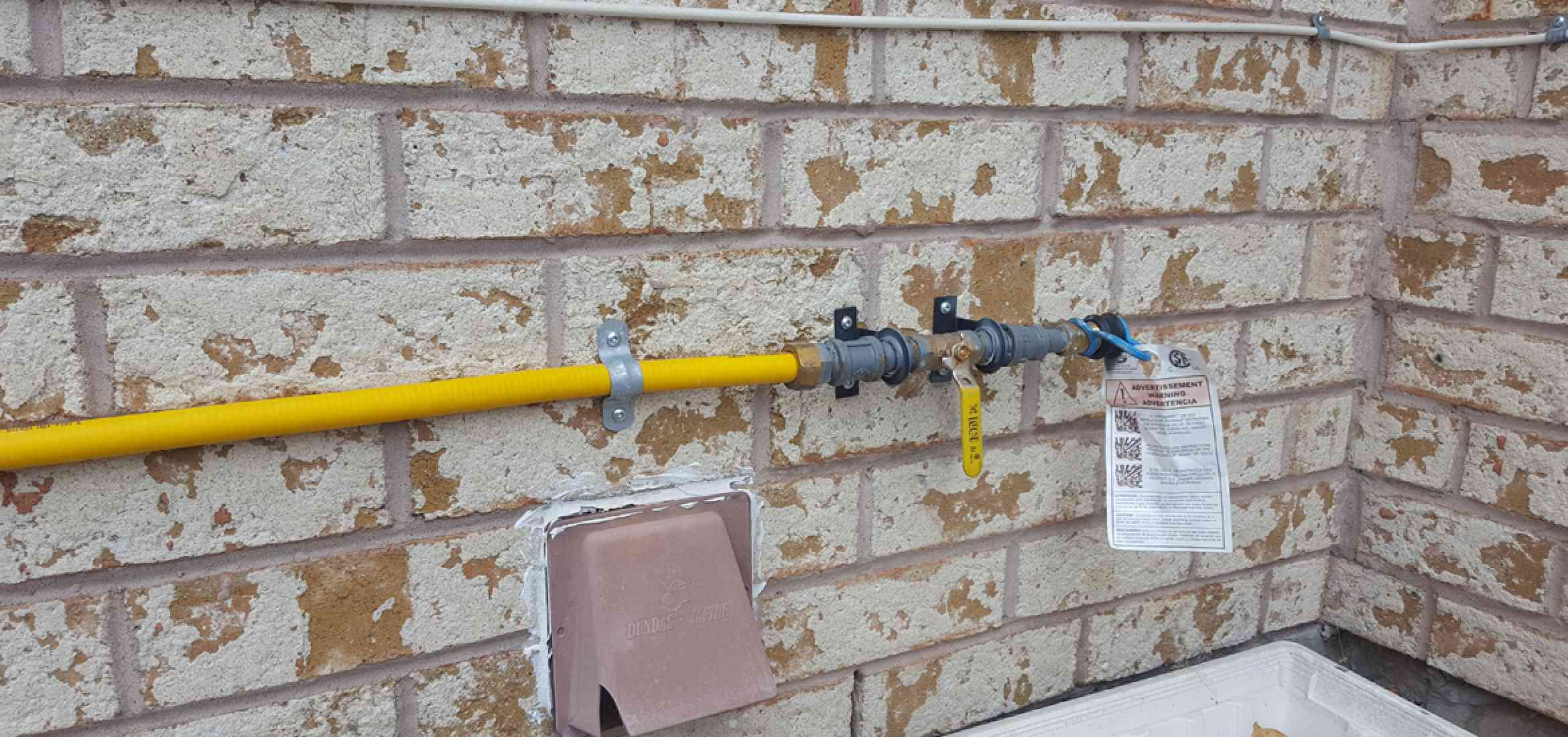 Gas Pipe 2